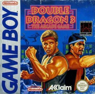 Test #93 – Double Dragon 3: The Sacred Stone (GB)