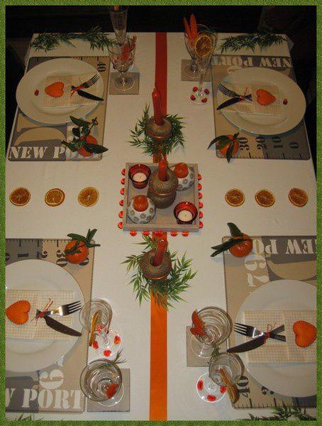 Album - Orange-Mandarine