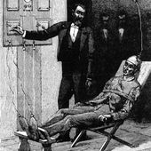 Humour Macabre-noir: Condamné à mort et chaise électrique - Doc DORFFER Patrick