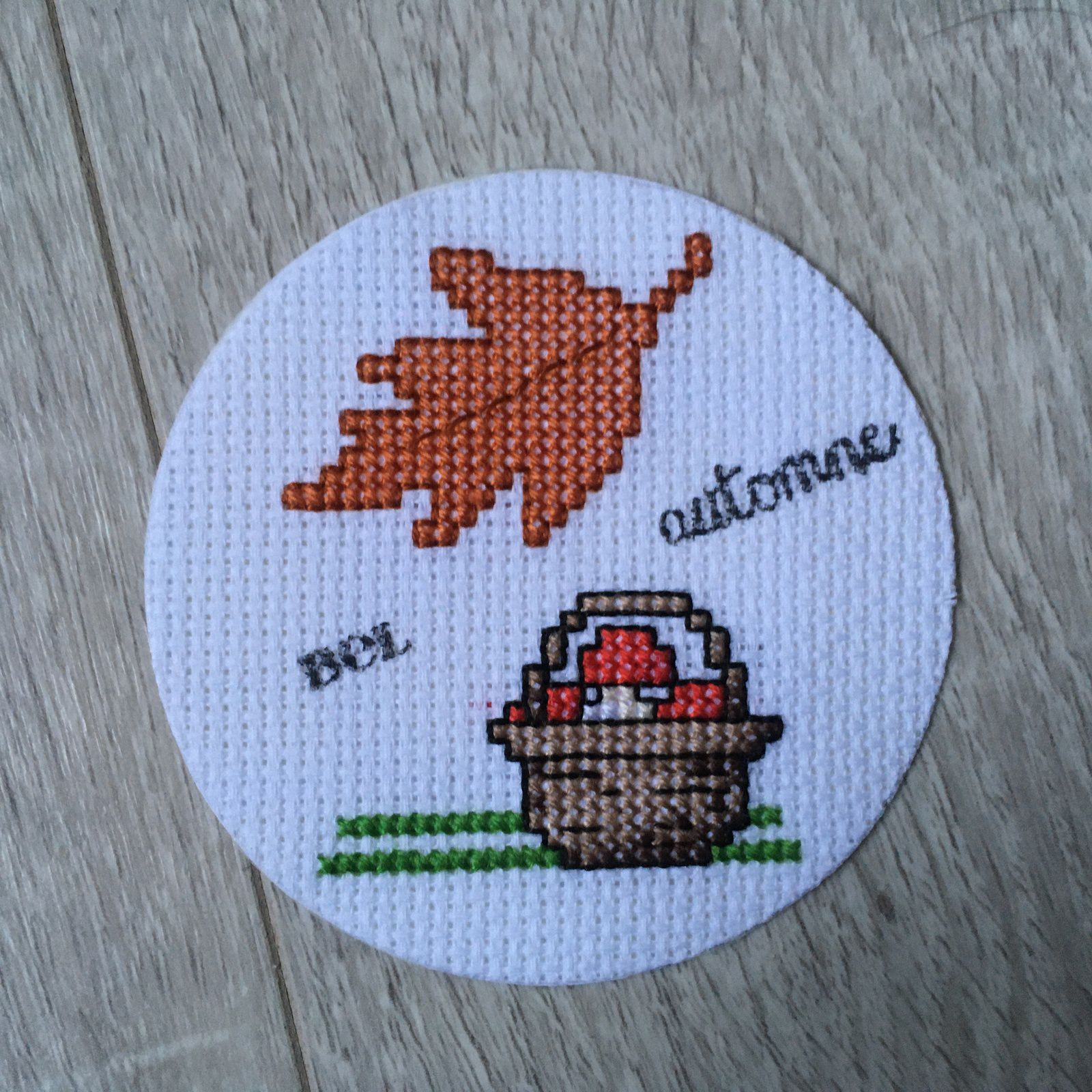 """Echange n°18 """"ATC COIN AUTOMNE"""" - GROUPE 2"""