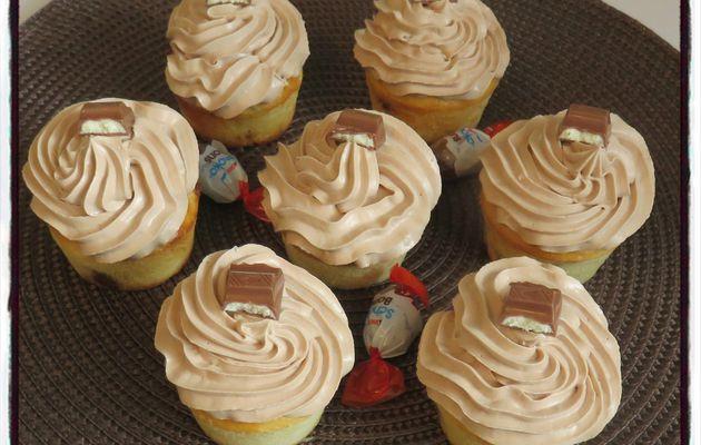 Cupcakes aux schokobons