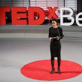 Change your channel - Mallence Bart Williams TEDtalks Berlin