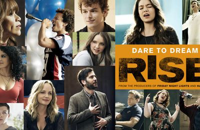Rise (Saison 1, épisodes 4 à 10) : (Not so) Amazing Grace
