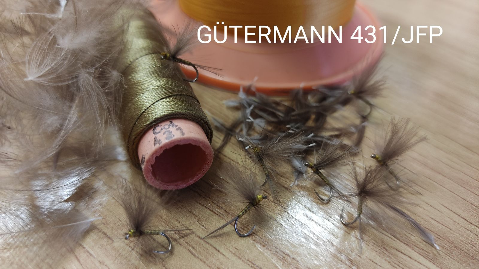 GÜTERMANN 431/JFP