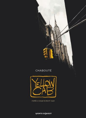 Yellow cab, help taxi !