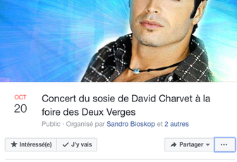 Save the date ! Ou pas !