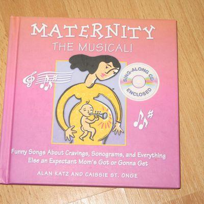 CD musique pour maternité