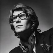 Jeanloup Sieff - Yves Saint-Laurent - LANKAART