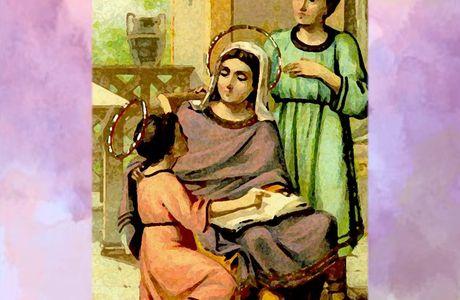 17 Luglio : Santa Marcellina - Preghiera e vita