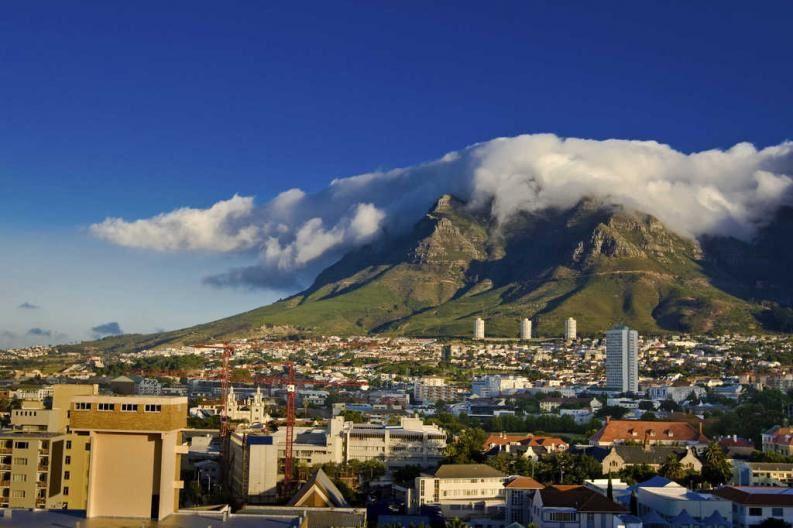 Imágenes de Sudáfrica.- El Muni.
