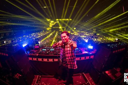 Tiësto photos X vidéo | Don't Let Daddy Know | Amsterdam, Netherlands - March 01, 2019
