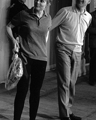 Opérette avec Annie Cordy et Luis Mariano  - Visa pour l'Amour