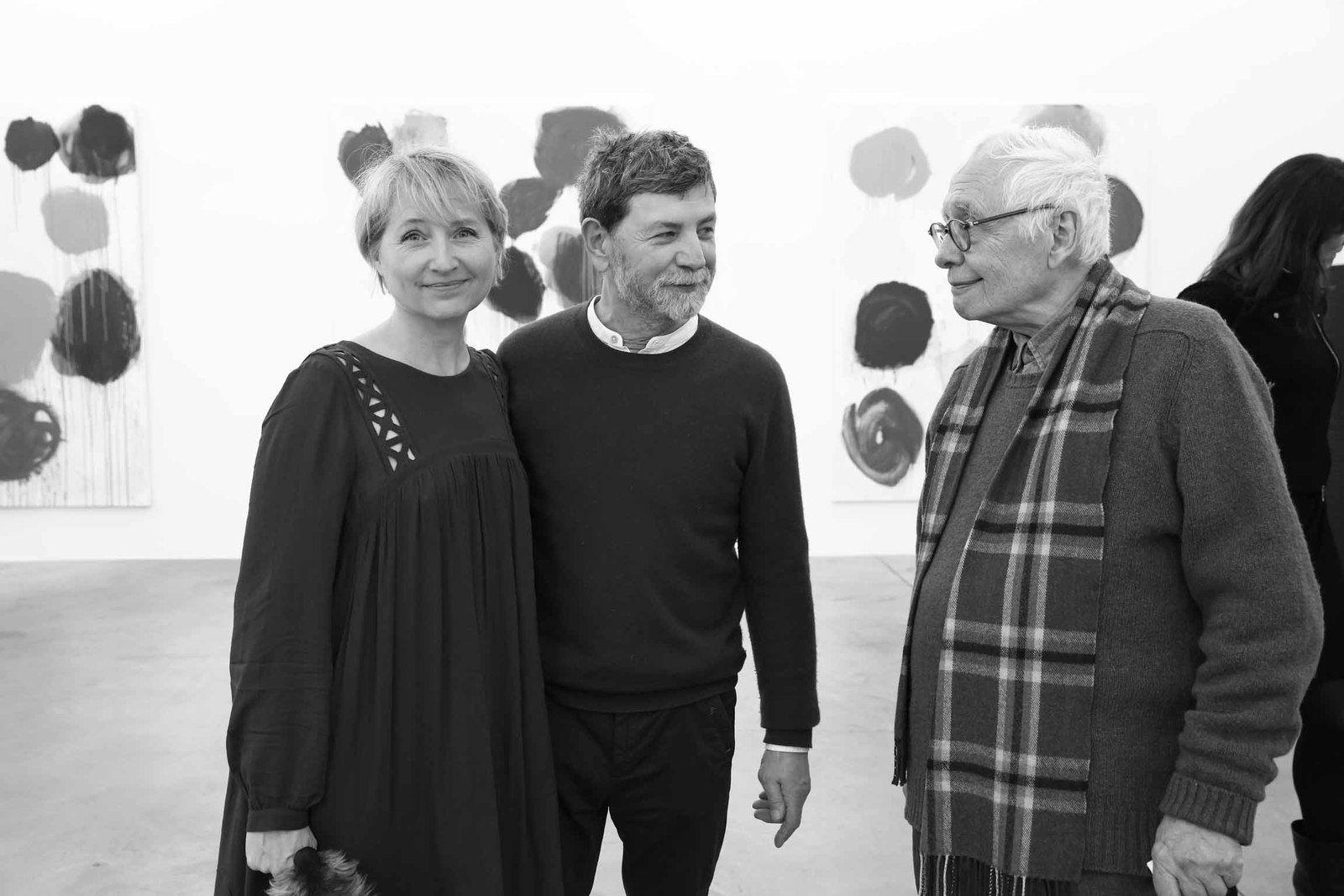 Annabelle Favier, Philippe Favier, Bernard Ceysson