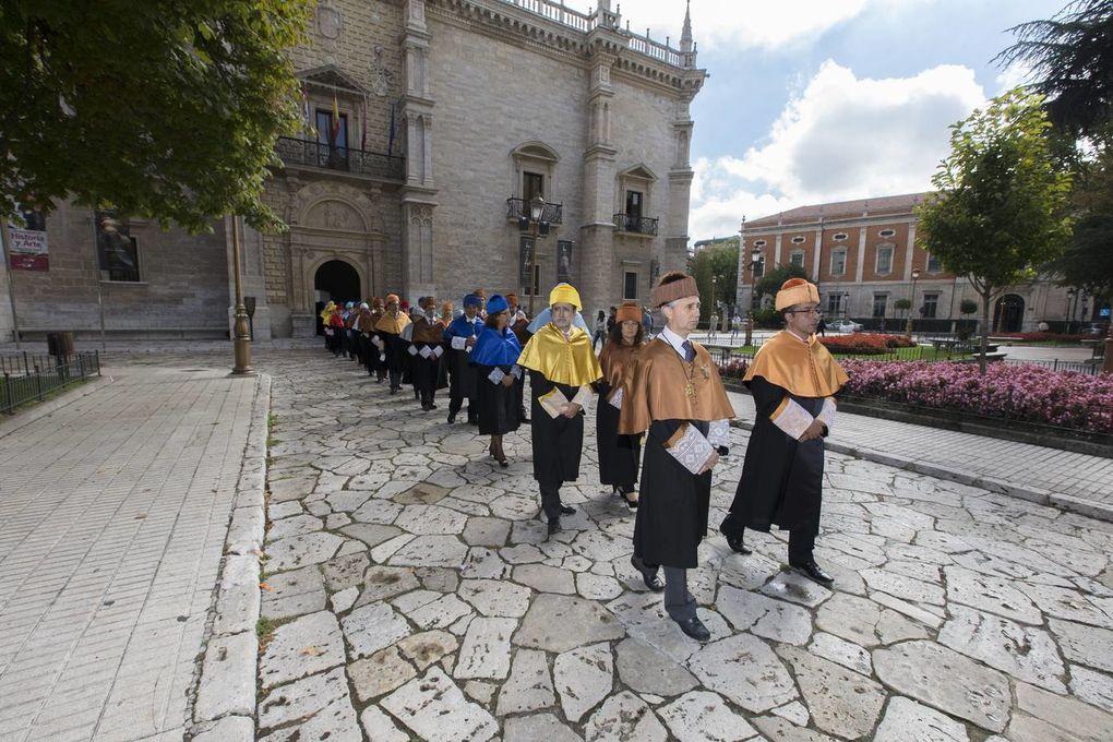 Imágenes Universidad de Valladolid.- El Muni.