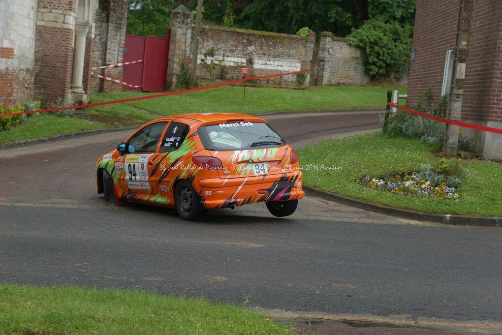 36 ème Rallye de Picardie