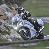 Yamaha FJR 1300 AE : Coureuse de fond