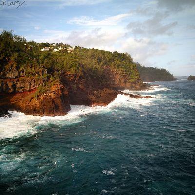 Sud sauvage à La Réunion...