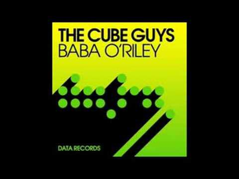 The Cube Guys - Baba O'Riley (UK Club Mix)