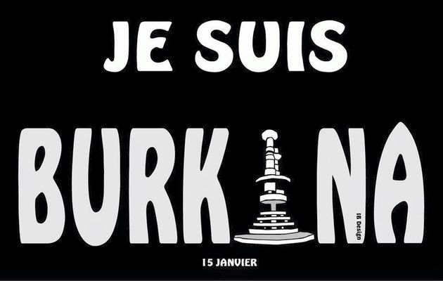 Je suis Burkina