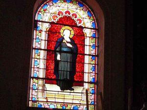 L'église de Les Voivres, l'inventaire