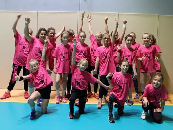 TOURNOI 100% GIRLS...UNE BELLE REUSSITE.
