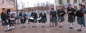 Nos amis: Les Celtic Ried's Pipers