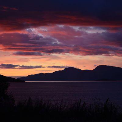 Norvège : Jour 3 - 04/08/2016 - Tromsø, Sommarøy