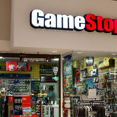 Story of the Game Shop Stock