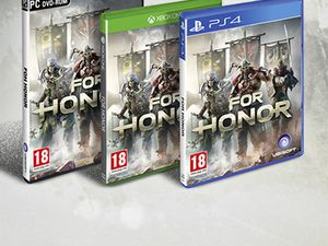 For Honor sortira en février 2017
