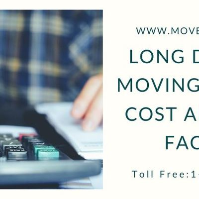 Long Distance Moving Quotes - Cost Affecting Factors