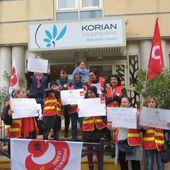 Korian en grève pour la bientraitance