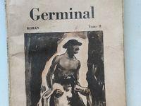 Germinal en 3 volumes / édition 1930/Flammarion SELECT COLLECTION / les 3  volumes portent le n°309