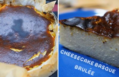 Mon Confinement en Cuisine #3 : Le Cheesecake Basque Brulée !