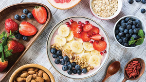 5 Foods that Provide High Energy Throughout the Day