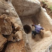 Byzantine-era wine press discovered near Tel Aviv