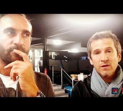 Guillaume Canet et Edouard Bergeon les invités de l'hebdo (notre reportage)