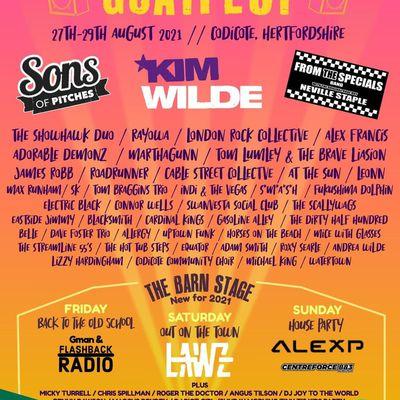 Goatfest Festival 2021 avec Kim Wilde