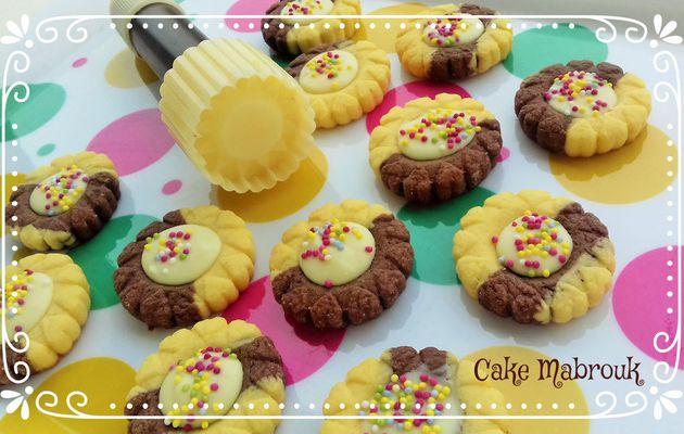 Tartelettes petits coeurs bi choco au chocolat blanc à la noix de coco