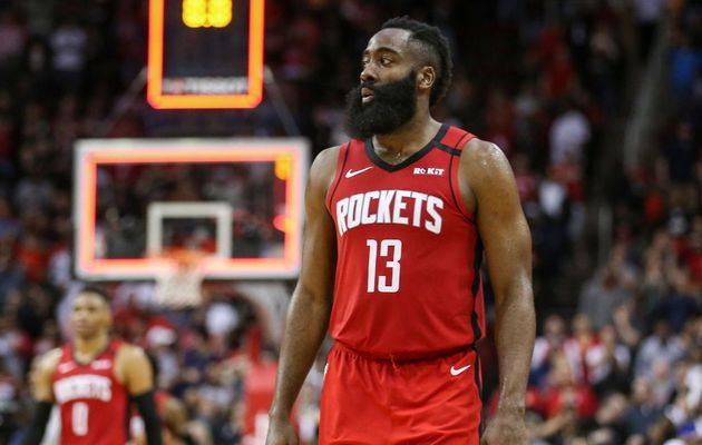 Peu de communication entre les Rockets et James Harden
