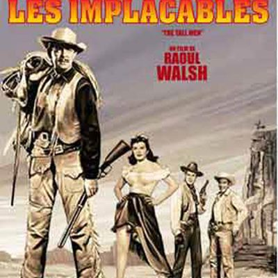 LES IMPLACABLES (The tall men)