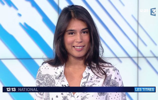 EMILIE TRAN NGUYEN @EmiliETN pour LE 1213 NATIONAL @France3tv ce midi #vuesalatele