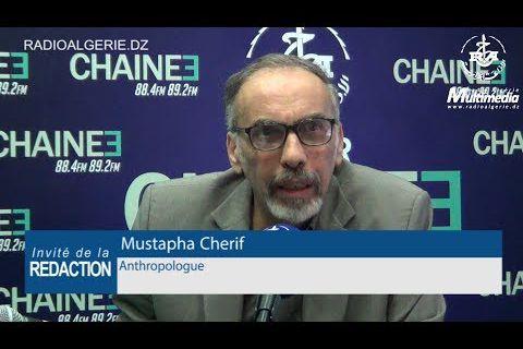 Interview de Mustapha CHERIF, anthropologue, cofondateur musulman du Groupe d'Amitié Islamo-Chrétienne (GAIC), le 16 mai 2018, journée internationale du vivre ensemble