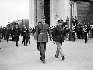 Libération de Paris, les cinq jours d'août 1944