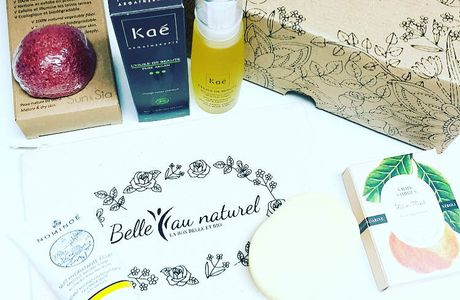 Box Beauté Bio - BelleauNaturel