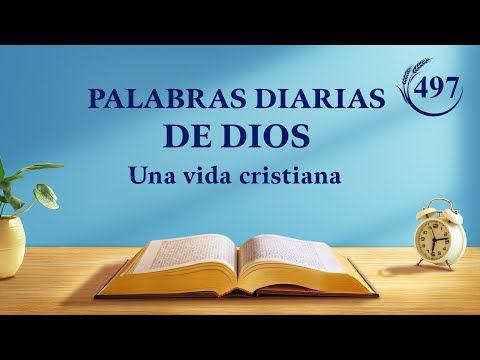 "Palabras diarias de Dios | Fragmento 497 | ""Solo amar a Dios es realmente creer en Él"""