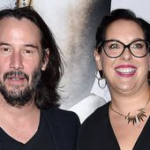 Keanu Reeves shows his support for sister Karina Miller