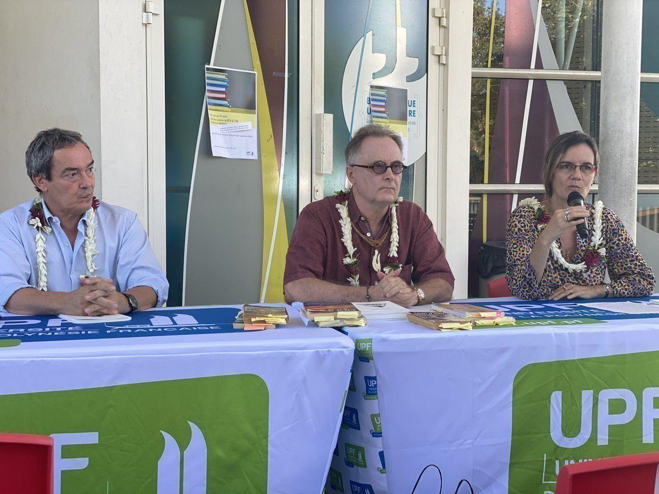 Photographie : la Dépêche de Tahiti