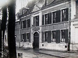 INDRE - Hôpitaux Militaires (1914-1918)