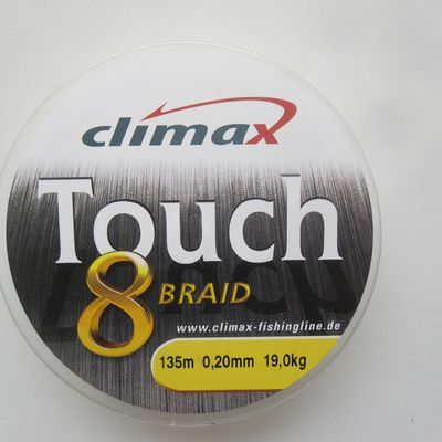 La tresse CLIMAX TOUCH8-BRAID