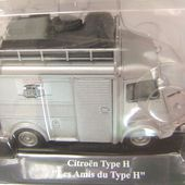 CITROEN TUB LES AMIS DU TYPE H ELIGOR 1/43 - car-collector.net